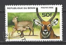 Bénin 1996 Yvert n° 710BU oblitéré used