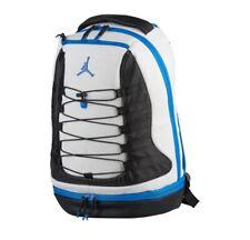 "Nike: Air Jordan 10 Retro ""Orlando""Backpack{One Size}{Men's}{White-Blue-Black}"