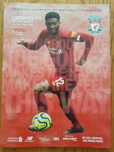 2019/20 - Liverpool FC (Champions) v West Ham United 24/02/2020