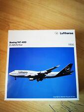 Herpa 1:500 Lufthansa b747-400 new colors