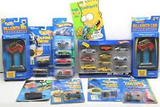 14 Pc Hot Wheels Lot 10 Pack California Customs Convertables VW Simpsons Camper+