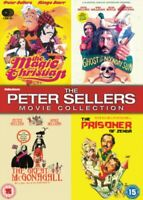 Nuovo The Peter Sellers Collection(4 Film) DVD