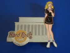 HRC Hard Rock Cafe Washington Gor Girl of Rock 3rd Series 2004 le800 Lincoln Mem