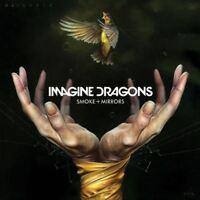 Imagine Dragons - Smoke + Mirrors - CD Album Damaged Case