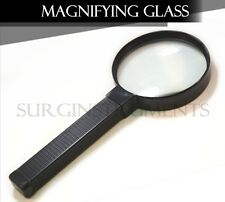 """Magnifying Glass 2"""" 3x Jewelry & Watches Optical Magnifier Tool"""
