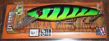 "6"" Little Ernie Musky Mania Pike Crankbait Lure Firetiger LE-12 Drifter Tackle"