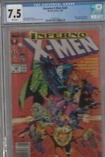 X-MEN (UNCANNY) # 240 CGC 7.5