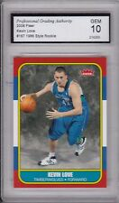 e0f5b6b11 Fleer Rookie Kevin Love Sports Trading Cards   Accessories for sale ...