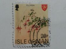 ISLE OF MAN - INDEPENDENT POSTAL ADMINISTRATION STAMP - 20p
