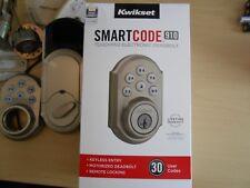 Kwikset 910 Z-Wave SmartCode Electronic Touchpad Deadbolt