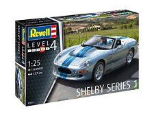 SHELBY SERIE I, REVELL MODELLO AUTO Kit di costruzione 07039