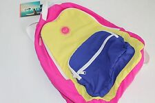 Roxy Backpack Color Block Light Weight Going Coastal NEW NWT