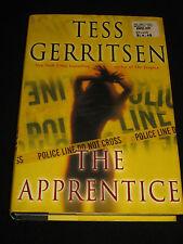 wmf* TESS GERRITSEN ~ THE APPRENTICE  hb