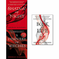 All Souls Series Collection 3 Books Set A Discovery of Witches