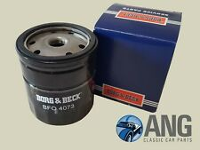 MG MIDGET 1500 BORG & BECK SPIN-ON OIL FILTER GFE150 (WITH NON RETURN VALVE)