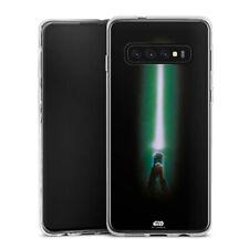 Samsung Galaxy S10 Plus Silikon Hülle Case - lightsaber