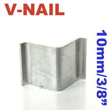 "420 pc V-Nails V-Nail 3/8"" for Soft Wood Type: UNI Picture Framing sct-888"