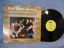 Dark Horse Reunion, Jazz Live From Manhattan, NMI Records NMI 107, 1978