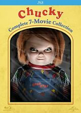 CHUCKY: Complete 7-Movie Collection (BD) [Blu-ray] Pre-Order 5053083131265