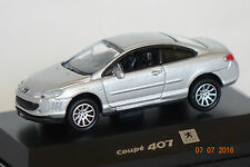 Peugeot 407 Coupe silber 1:87 Schuco neu + OVP 25173