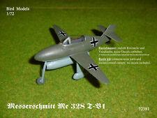 mixed resin kit Me 262 Schnellbomber I a    1//72 Bird Models Resinmischbausatz