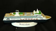 "NEW HOLLAND AMERICA  ""MS ROTTERDAM"" MODEL 9.5"" LENGTH"