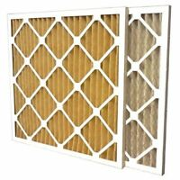 14X20X1 MERV 11 Pleated Air Filter (6-Pack)