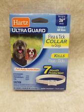 """Hartz Ultraguard Flea - Tick Dog Collar, Large 26"""" 1 ea"""