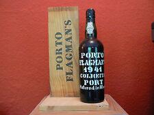Portwein - FLAGMAN´S 1941 - Matured in Wood - 77 Jahre !!