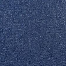 Arthouse Glitterati Plain Midnight Blue Glitter Wallpaper 892200