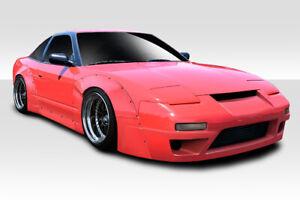 89-94 Fits Nissan 240SX RBS V3 Duraflex 11pcs Full Wide Body Kit!!! 113877