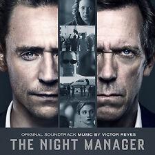 The Night Manager Original TV Soundtrack - Victor Reyes