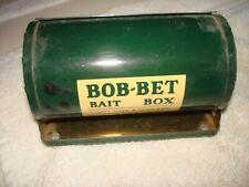 Bob Bet Fishing Bait Box