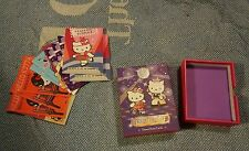Hello Kitty Dance Note Cards with Storage Box
