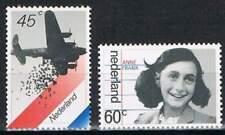 Nederland Postfris 1980 MNH 1198-1199 - Bezetting en Bevrijding / Anne Frank