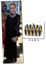 ZARA ETHNIC BAG CLUTCH OLIVIA PALERMO