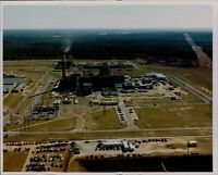 LG841 1991 Original Color Photo NUCLEAR POWER PLANT Savannah River Site Aerial
