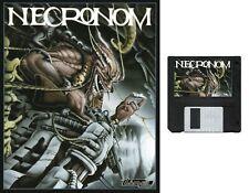 Necronom Commodore Amiga (copia Su Disco) Vintage Videogame