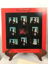 Earl Klugh- Living Inside Your Love - LP Vinyl Records(I4)