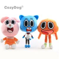 The Amazing World Of Gumball Plush Toy Figures Soft Stuffed Doll for Kids gift