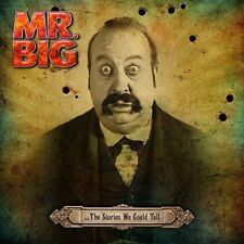 Mr Big - Stories We Could Tell [New CD] With DVD, Asia - Import, NTSC Region 0