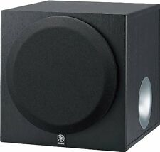 Yamaha YST-SW012 8-Inch Front-Firing Active Subwoofer - NEW