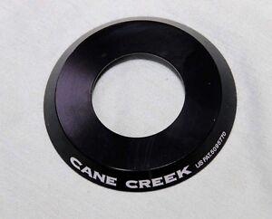"""Cane Creek 1 1/8"""" Aluminum Cover Top, 60mm X 6mm NEW!"""