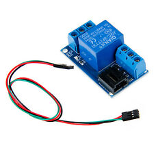 1 one channel Relay module with 3pin jumper wire for Arduino AVR PIC Sensor V4.0