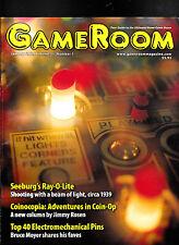 GameRoom Magazine Seeburg's Ray-O'Lite Capri Bowler January 2009