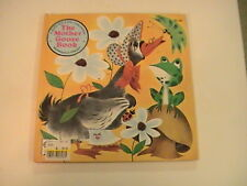 The Mother Goose Book 1973 Merrigold Press Very Fine