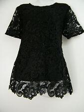 M Damenblusen, - tops & -shirts mit Spitze für Party-Anlässe