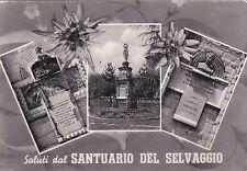 # GIAVENO: UN RICORDO DAL SANTUARIO DEL SELVAGGIO (2)