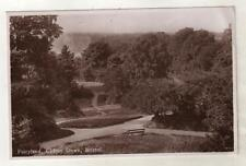 BRISTOL - FAIRYLAND, CLIFTON DOWN Real Photo 1949 Postcard *