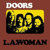 THE DOORS L.A. Woman CD BRAND NEW Expanded 40th Anniversary Mixes